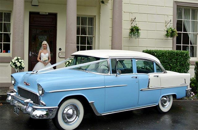 1955 Chevrolet Bel Air Royal