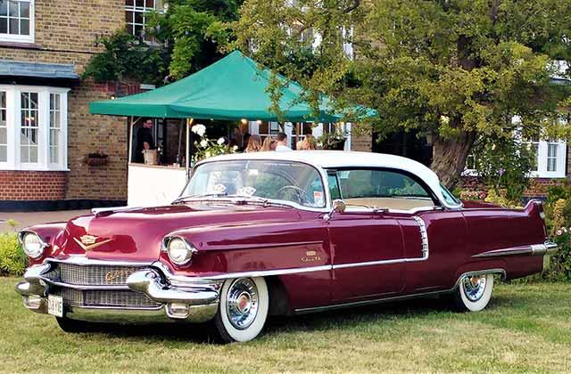 1956 Cadillac Sedan-De-Ville
