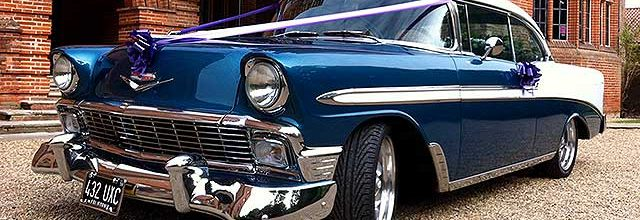 1956 Chevrolet Bel-Air Sports Coupe