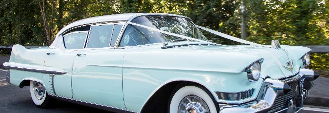 1957 Cadillac Sedan de Ville