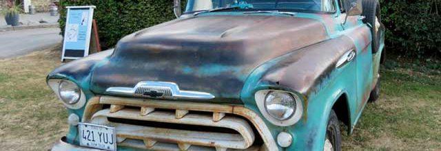 1957 Chevrolet 3100 Sidestep Pickup
