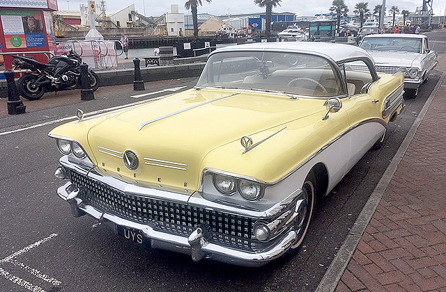 1958 Buick Special Coupe