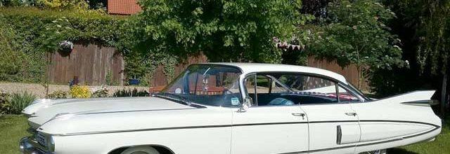 1959 Cadillac Sedan Fleetwood