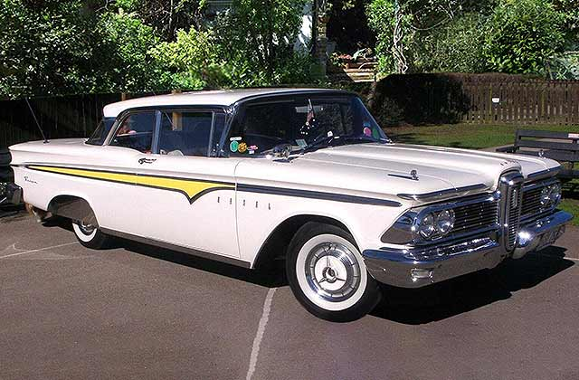 1959 Ford Edsel Ranger