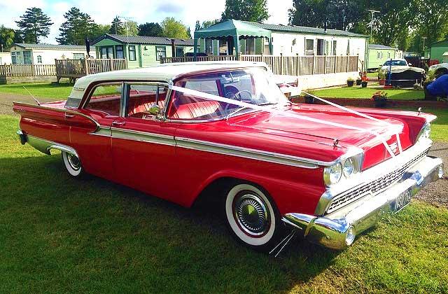 1959 Ford Galaxie Fairlane