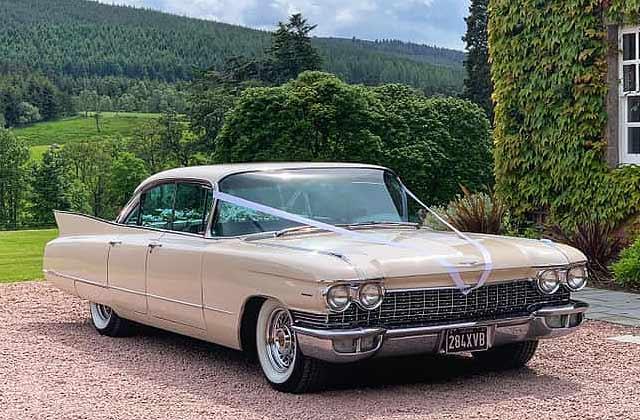 1960 Cadillac Sedan de Ville