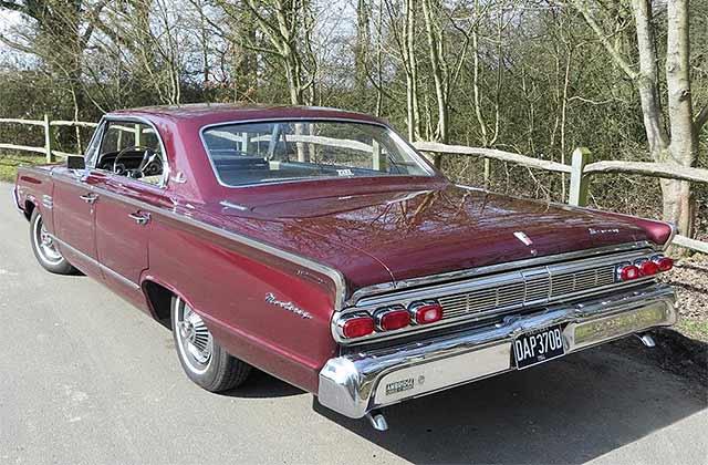 1964 Mercury Monterey Marauder