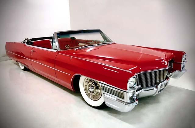 1965 Cadillac De Ville Converible