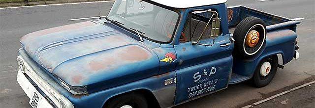 1966 Chevrolet Stepside