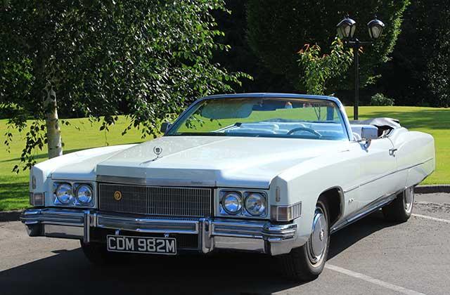 1974 Cadillac Eldorado Convertable