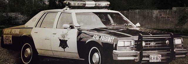 1977 Chevrolet Impala Police Car