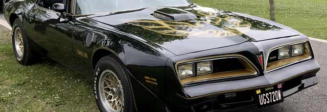 1979 Pontiac Firebird<br> &#8216;SMOKEY AND THE BANDIT&#8217;