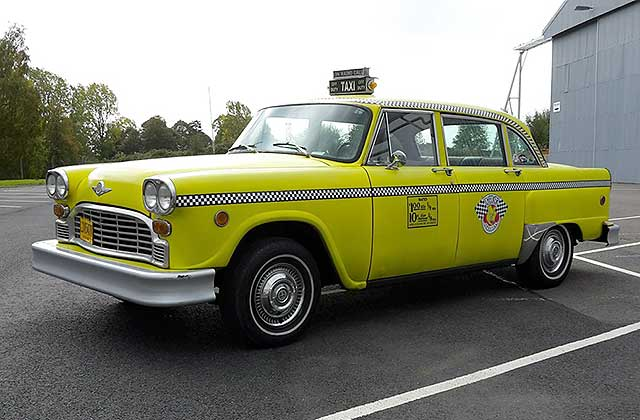 1980 Checker Cab Marathon