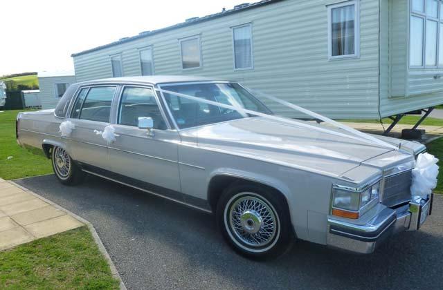 1984 Cadillac Sedan de Ville