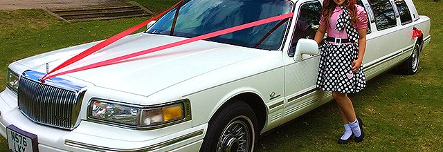 1996 Lincoln Stretched Limousine