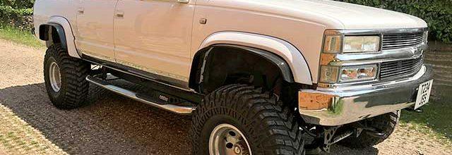 1997 Chevy Suburban Monster Truck
