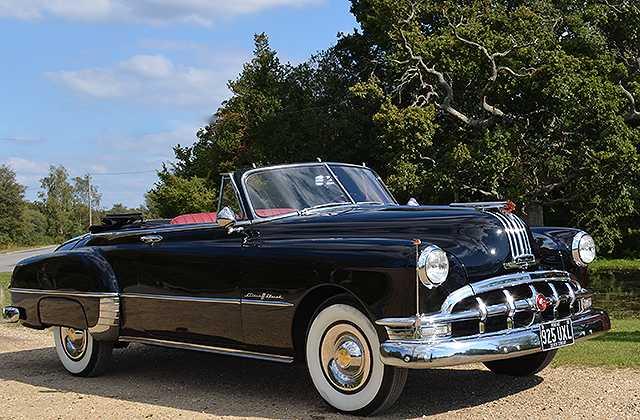 1950 Pontiac Cheiftain