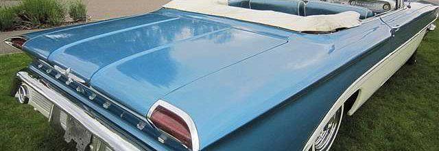 1960 Oldsmobile Convertible