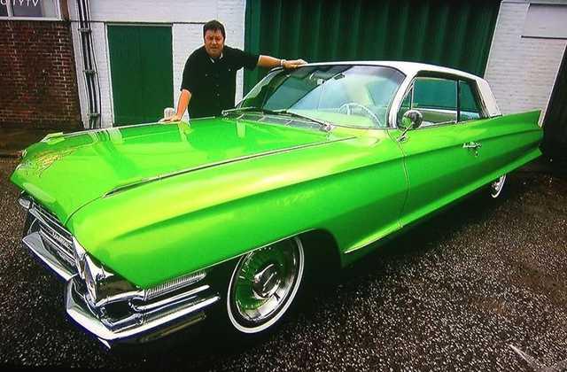1962 Cadillac