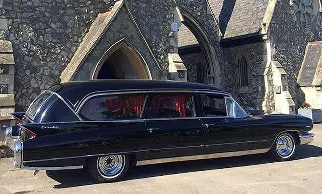 1960 Cadillac Eureka Hearse