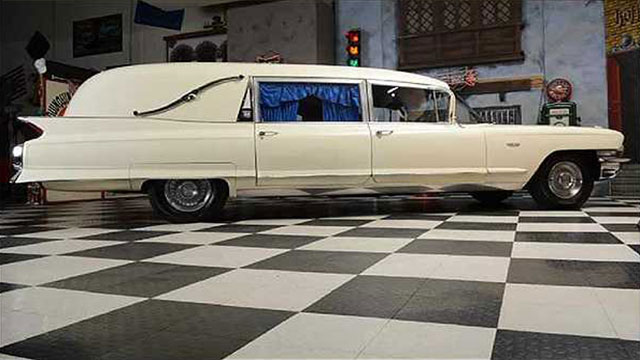 1962 Cadillac Miller Meteor