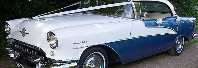 1955 Oldsmobile 88 Holiday Sedan