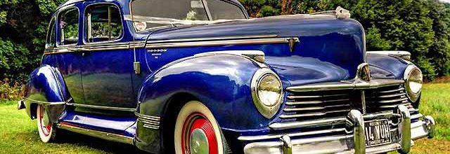1946 Hudson Commodore 6 Sedan
