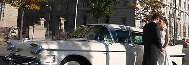 1958 Cadillac Fleetwood 75 Limousine