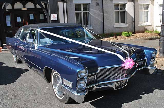 1968 Cadillac Fleetwood 75 Series