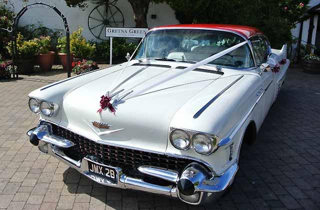 1958 Cadillac Sedan de Ville Extended Deck