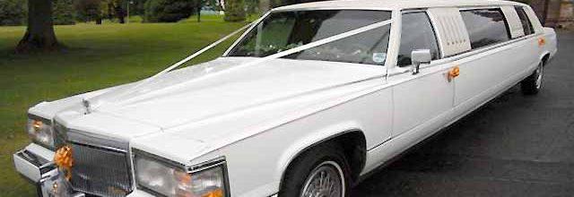 1991 Cadillac Limousine