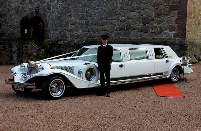 1988 Excalibur Limousine