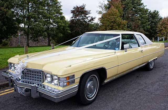 1974 Cadillac Coupe de Ville