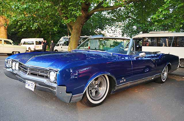 1966 Delta 88 Oldsmobile Convertible